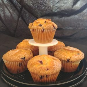 Muffin Tray - Blueberry