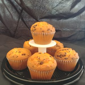Muffin Tray - Chocolate