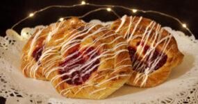 Danish Tray - Cherry