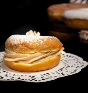 Raised Puff Donuts
