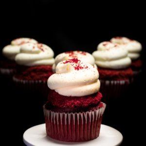 Premium Cupcake Tray - Red Velvet