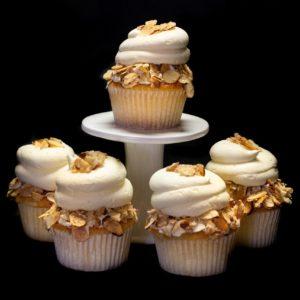 Premium Cupcake Tray - Toasted Almond