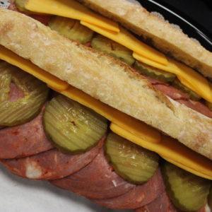 Sandwich Tray - Italian