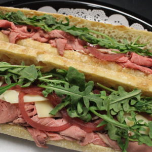 Sandwich Tray - Roast Beef