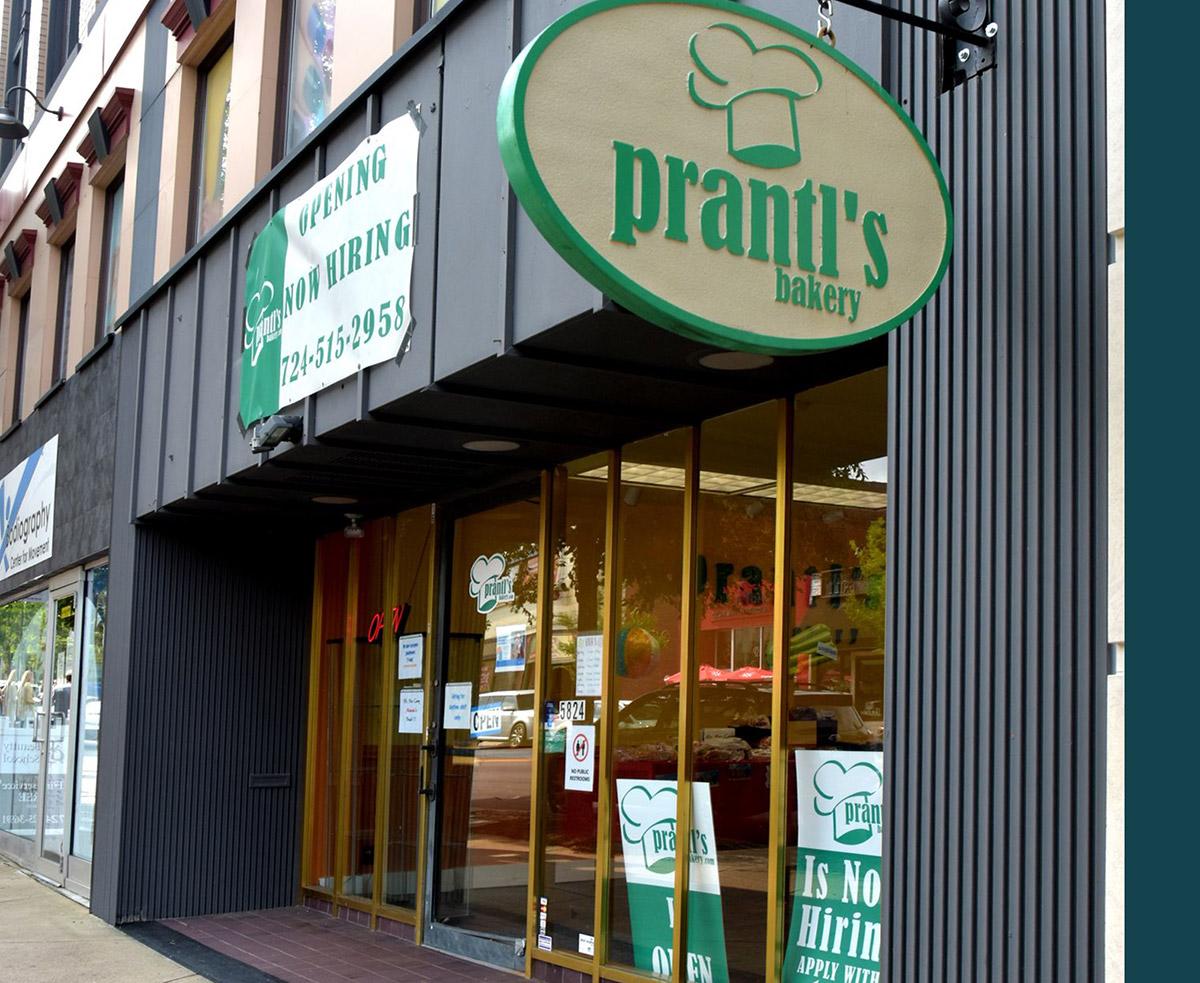 Squirrel Hill Store - Prantl's Bakery